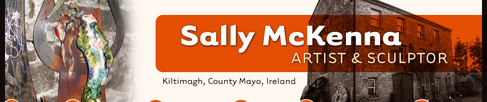 sally mckenna artist and sculptor